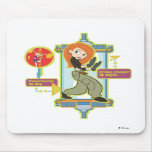 Kim Possible Disney Mousepad