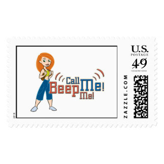 Kim Possible Disney Postage