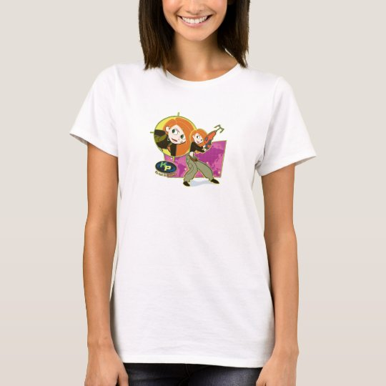 Kim Possible ready for action Disney T-Shirt