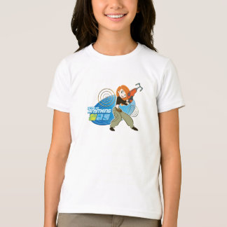 "Kim Possible ""She Can do Anything"" Disney T-Shirt"