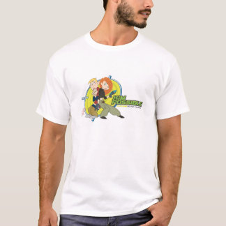 Kim Possible's Characters Disney T-Shirt