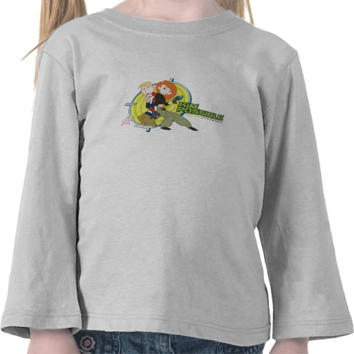 Kim Possible's Characters Disney T Shirts
