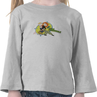 Kim Possible's Characters Disney T Shirts