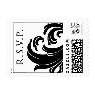 Kim RSVP Stamp