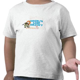 """Kim Rufus posible """"cuál es el sitch?"""" Disney Camisetas"""