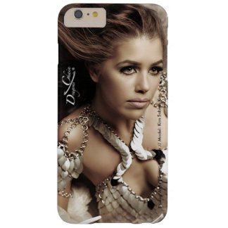 Kim Sabina Kux - Case I - #Gold.ScaleMaille Barely There iPhone 6 Plus Case