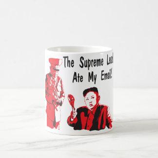 Kim un coffee mug