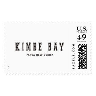 Kimbe Bay Papua New Guinea Postage