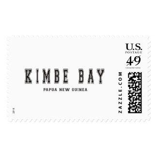 Kimbe Bay Papua New Guinea Postage Stamp