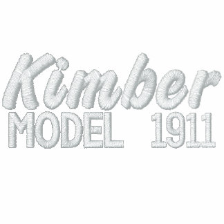 Kimber 1911 - Embroidered Track Jacket