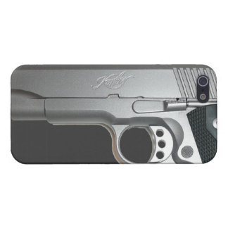 Kimber 1911 iPhone Cover iPhone 5/5S Covers