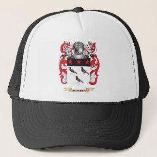 Kimber Coat of Arms (Family Crest) Trucker Hat