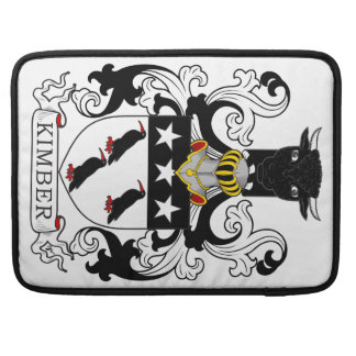 Kimber Coat of Arms Sleeve For MacBooks