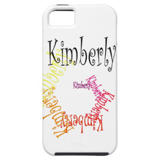 Kimberly iPhone 5 Cover