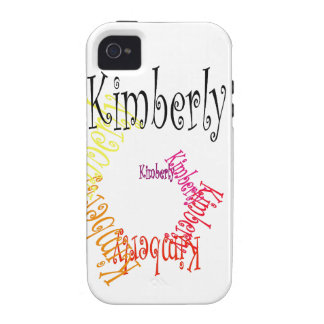 Kimberly Case-Mate iPhone 4 Cover