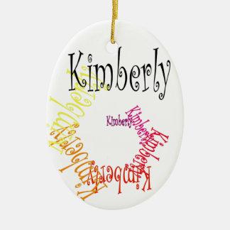 Kimberly Ceramic Ornament