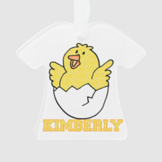 Kimberly Chick Ornament