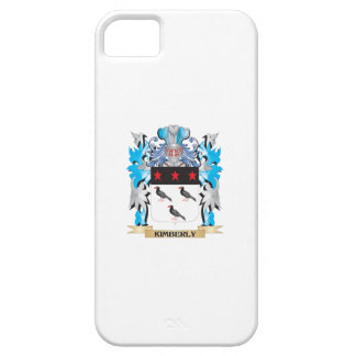 Kimberly Coat of Arms - Family Crest iPhone 5 Cases