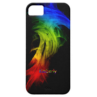 Kimberly iphone 5 black case iPhone 5 covers