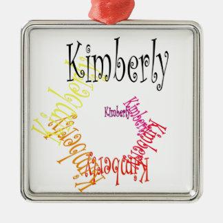 Kimberly Metal Ornament
