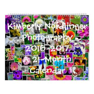 Kimberly Nordlinger's 2016-2017 21-Month Calendar