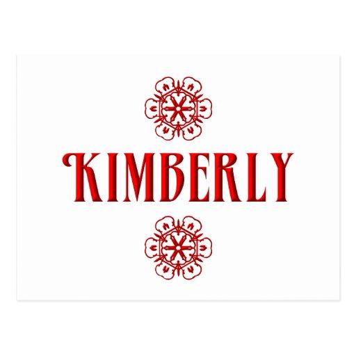 Kimberly Postal