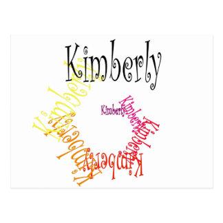 Kimberly Postcard