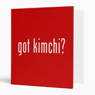 ¿kimchi conseguido