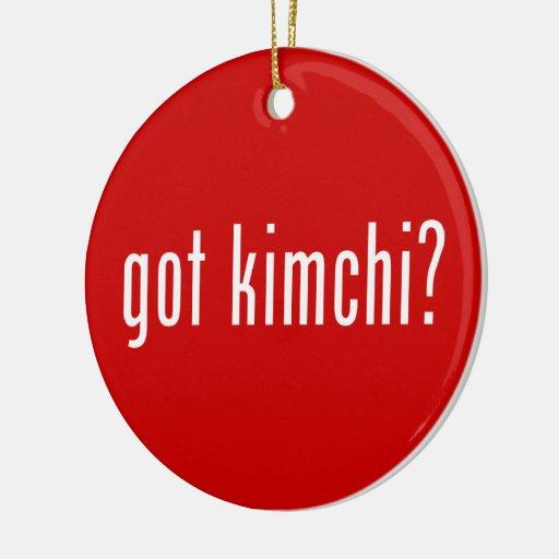 ¿kimchi conseguido? ornamento para reyes magos