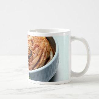 Kimchi (Korean pickles) Classic White Coffee Mug