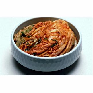 Kimchi (salmueras coreanas) escultura fotografica