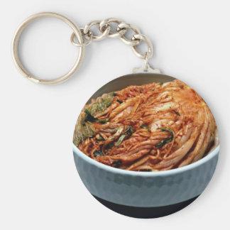 Kimchi (salmueras coreanas) llaveros personalizados