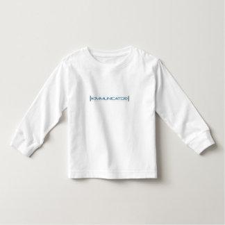 Kimmunicator Text Disney Toddler T-shirt