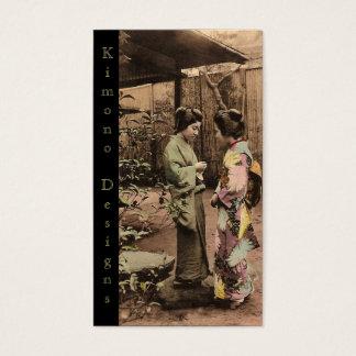 Kimono Business Card