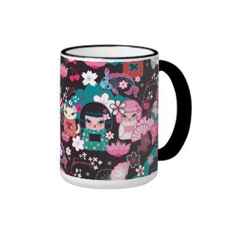 Kimono Cuties Kawaii Mug