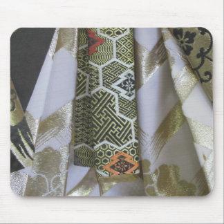 Kimono detail mousepad