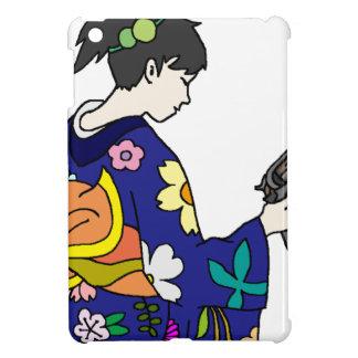 Kimono handgun case for the iPad mini
