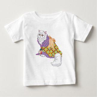 Kimono Kitty and Emperor Chu-ii Baby T-Shirt