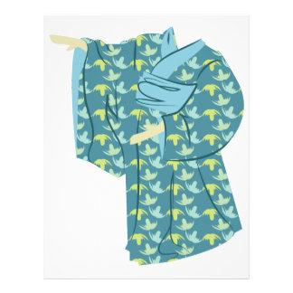 Kimono Letterhead