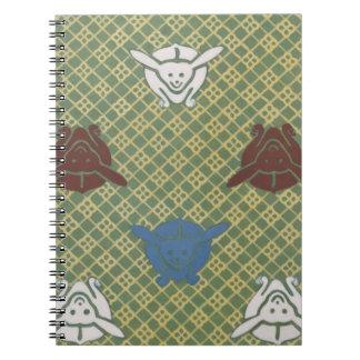 Kimono Pattern Notebook