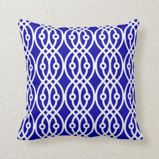 Cobalt Blue Pillows - Cobalt Blue Throw Pillows Zazzle