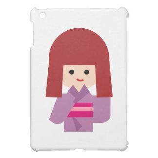 KimonoGirlNew10 iPad Mini Cover