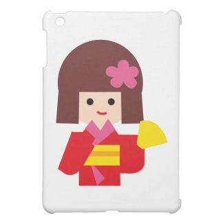 KimonoGirlNew11 iPad Mini Covers