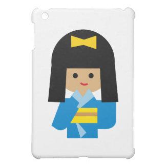 KimonoGirlNew13 Cover For The iPad Mini