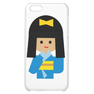 KimonoGirlNew13 iPhone 5C Cover
