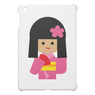 KimonoGirlNew14 Cover For The iPad Mini