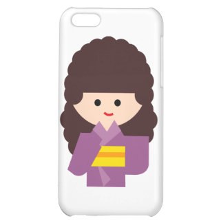 KimonoGirlNew5 iPhone 5C Covers