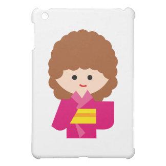 KimonoGirlNew7 iPad Mini Cases
