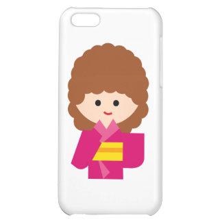 KimonoGirlNew7 iPhone 5C Cover