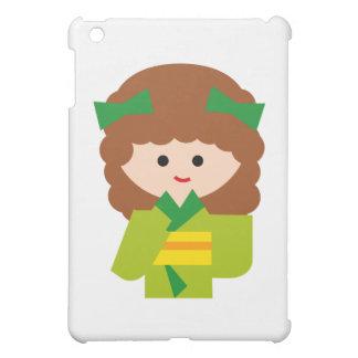 KimonoGirlNew8 Cover For The iPad Mini